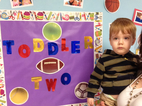 Toddler Two!