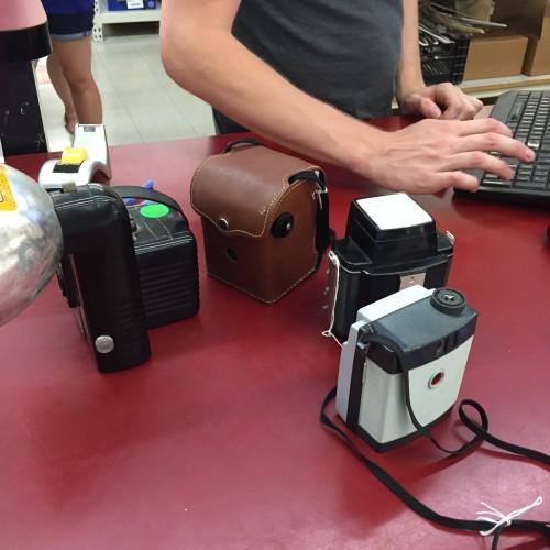 camera haul