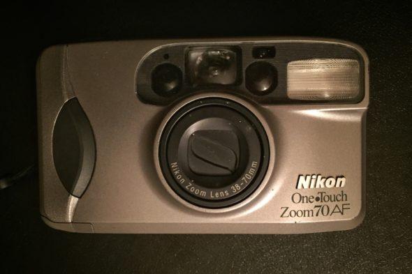 Nikon OneTouch Zoom
