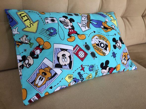 Mickey pillowcase