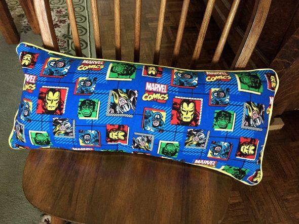 Marvel Comics pillow